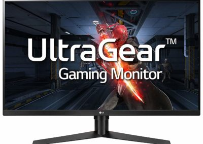 "LG 32GK650F-B 32"" QHD Gaming Monitor with 144Hz Refresh Rate and Radeon FreeSync Technology"