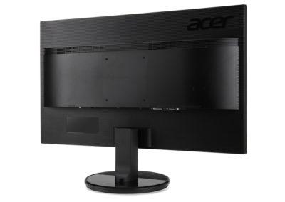 "Acer K242HYLA ABI UM.QX2AA.A03 23.8"" LCD Monitor, Black"