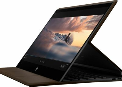"HP Spectre Folio 13-ak0013dx Convertible Laptop, 13.3"" Full HD IPS Touchscreen, Intel Core i7-8500Y 1.5GHz, 8GB DDR3, 256GB PCIe SSD, 802.11ac, Bluetooth, Win10Home"