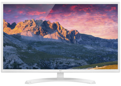 "LG 32MP58HQ-W 32MP58HQWHT 32"" Class Full HD IPS LED Monitor (31.5"" Diagonal)"