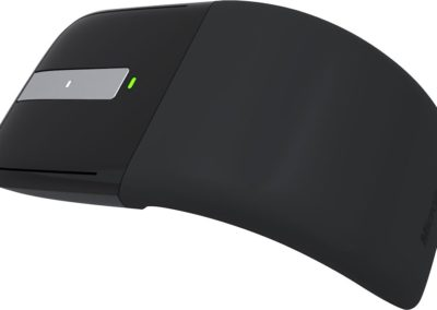 Microsoft RVF-00001 Arc Touch Mouse in Black
