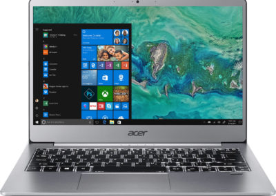 "IPS 13.3"" 1080p Acer Swift 3 NX.H3ZAA.003 SF313-51-86QH Laptop with 8th Gen Intel Core i7-8550U, 8GB DDR4 Memory, 512GB PCIe SSD"