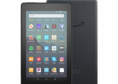 "All New Amazon Fire 7 Tablet with 7"" Display and 16GB Storage 9th Generation 2019 Model"