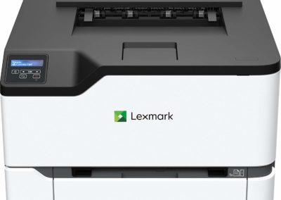 Lexmark C3224DW Wireless Network Ready Color Laser Printer with Integrated Duplex Printing