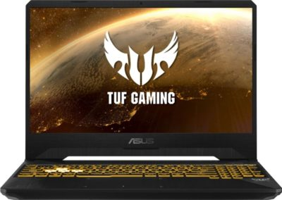 "ASUS FX505DD-DR5N6 15.6"" Gaming Laptop - AMD Ryzen 5 - 8GB Memory - NVIDIA GeForce GTX 1050 - 256GB Solid State Drive - Black"