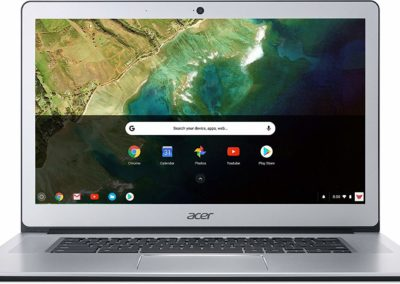 "Acer Chromebook 15 CB515-1HT-P39B NX.GPTAA.002 15.6"" Refurbished Chromebook, Intel Pentium, 4GB Memory"