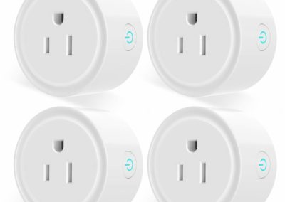 Aoycocr 10 Amp Wifi Socket Smart Outlet