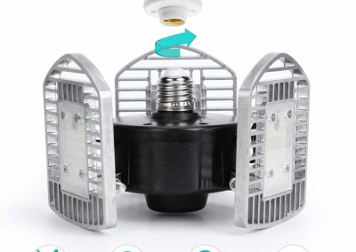 Haofy LED Garage Shop Light