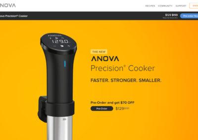 2019 Anova Precision Cooker Sous Vide