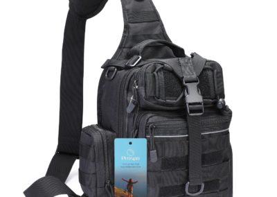 Tactical Sling Backpack Military EDC Shoulder Chest Bag