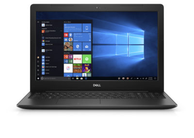 "Dell Inspiron 15 3583 i3583-7391BLK 15.6"" Laptop Computer, Intel Core i7-8565U"