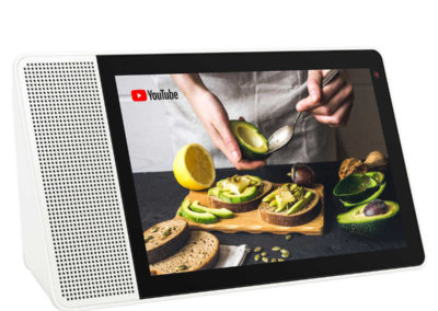 "Lenovo ZA3N0003US 10"" Smart Display with Google Assistant Built-In"