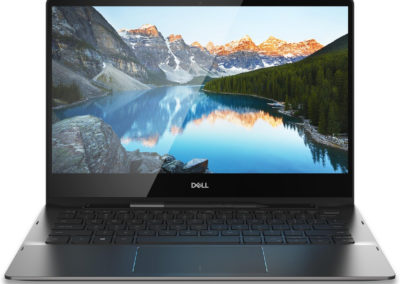 "Touchscreen IPS 13.3"" UHD Dell Inspiron 13 7390 New 7000 Black Edition 2-in-1 Laptop with 8th Gen Intel Core i7-8565U, 16GB LPDDR3, 256GB NVMe SSD NNjed3nt007sAFF NNjed3nt007"