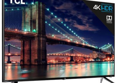"TCL 55R615 55"" Class - LED - 6 Series - 2160p - Smart - 4K UHD TV with HDR Roku TV"