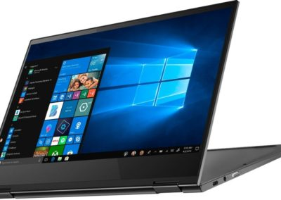 "Touchscreen IPS 13.3"" 1080p Lenovo Yoga C630 2-in-1 Laptop with Snapdragon 850, 8GB LPDDR4X Memory, 128GB SSD 81JL0003US 192940308923"