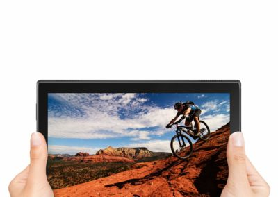 10.1″ FHD Lenovo Tab 4 10 Plus Android Tablet with Qualcomm Snapdragon 625, 2GB LPDDR3 Memory, 32GB eMMC, WiFi + 4G LTE Model ZA2X0000US