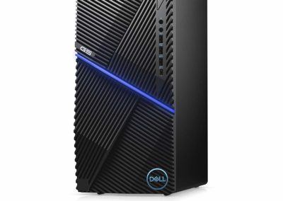 New Dell G5 Gaming Desktop with 9th Gen Intel Core i7-9700, NVIDIA GeForce GTX 1660 6GB Graphics, 8GB DDR4 Memory, 1TB HD + 128GB SSD