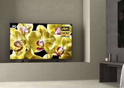 Sony XBR-65X800G X800G 65 Inch TV: 4K Ultra HD Smart LED TV with HDR and Alexa Compatibility - 2019 Model