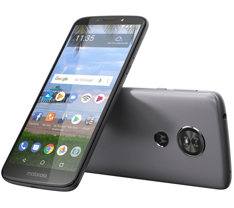 5 7 Quot Motorola Moto E5 16gb Android Smart Phone Including