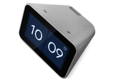 Lenovo Smart Clock with the Google Assistant ZA4R0002US