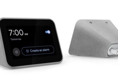 Lenovo Smart Clock with the Google Assistant ZA4R0002US