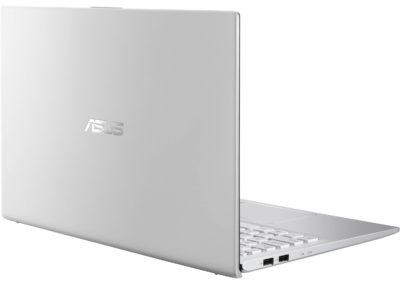 "ASUS - VivoBook 15 15.6"" Laptop - Intel Core i7 - 12GB Memory - 256GB Solid State Drive - Transparent Silver Model:X512FA-BI7A SKU: 6375338"