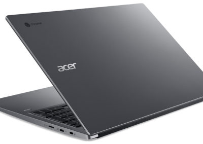 "Acer Chromebook 715, 15.6"" Full HD Touchscreen, Intel Core i3-8130U, 4GB DDR4, 128GB eMMC CB715-1WT-39HZ NX.HPQAA.001"