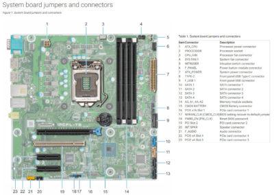 PowerEdge T40 Tower Server BTX with Intel Xeon E-2224G, 8GB DDR4, 1TB Hard Drive