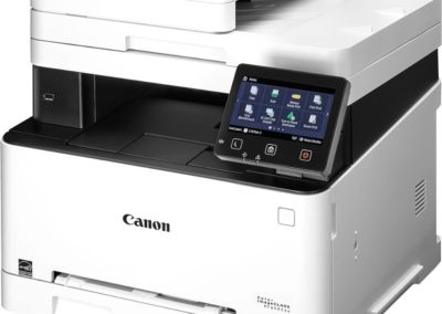 Canon - imageCLASS MF642Cdw Wireless Color All-In-One Printer - White Model: CANON MF642CDW SKU: 6333172
