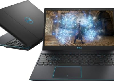 "Dell - G3 15.6"" Gaming Laptop - Intel Core i5 - 8GB Memory - NVIDIA GeForce GTX 1660Ti - 512GB Solid State Drive - Black Model: I3590-5988BLK-PUS SKU: 6350872"