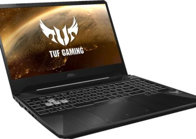 "ASUS - 15.6"" Gaming Laptop - Intel Core i5 - 8GB Memory - NVIDIA GeForce GTX 1650 - 512GB Solid State Drive - Black Model: FX505GT-BI5N7 SKU:6356774"