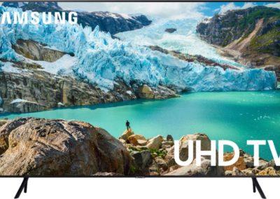 "Samsung - 70"" Class - LED - 6 Series - 2160p - Smart - 4K UHD TV with HDR Model: UN70NU6070FXZA SKU: 6363878"