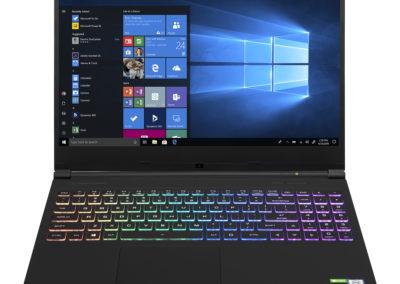 "EVOO Gaming Gaming Laptop 15"" FHD 144Hz Display, THX Spatial Audio, Tuned by THX Display, 9th Gen Intel i7-9750H, Nvidia GTX 1660Ti, 512GB SSD, 16GB Memory, Windows 10 Home, Black Model: EG-LP5-BK"