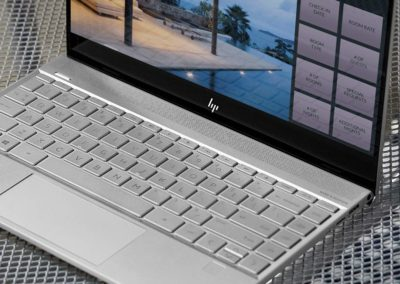 "Touchscreen IPS 13.3"" 1080p HP ENVY 13-aq0011ms Laptop with 8th Gen Intel Core i5-8265U, 8GB DDR4 Memory, 256GB SSD"