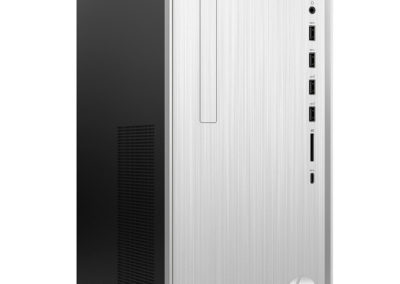 HP Pavilion TP01-0066 Desktop PC, AMD Ryzen™ 7, 8GB Memory, 1TB Hard Drive/256GB Solid State Drive, Windows® 10 Home