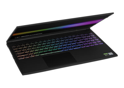 "EVOO Gaming Gaming Laptop 15"" FHD 144Hz Display, THX Spatial Audio, Tuned by THX Display, 9th Gen Intel i7-9750H, Nvidia GTX 1660Ti, 512GB SSD, 16GB Memory, Windows 10 Home, Black Model: EG-LP5-BK"