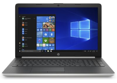 "15.6"" HP 15t Laptop with 10th Gen Intel Core i7-10510U, 12GB DDR4 Memory, 256GB NVMe SSD"