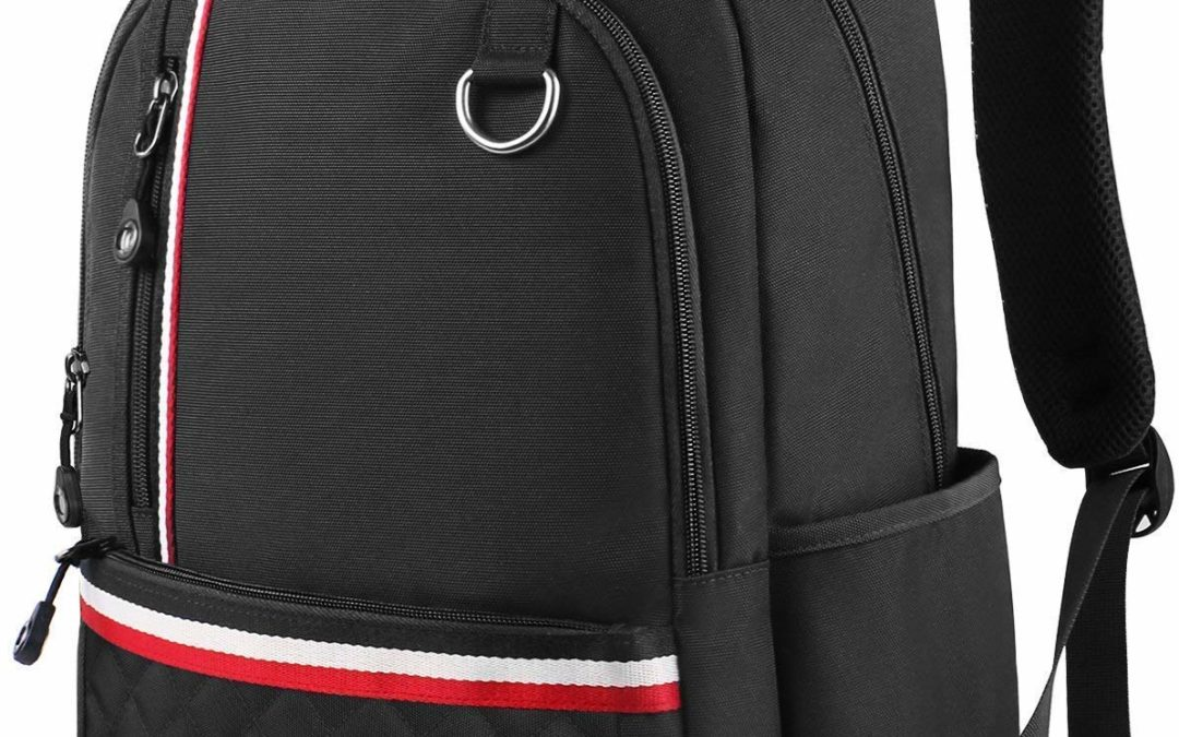 Lightweight Water Resistant 14″ Laptop Backpack from $20.99 Shipped from Amazon Prime