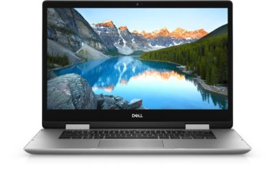 "Touchscreen IPS 15.6"" 1080p Dell Inspiron 15 5000 5591 2-in-1 Laptop with 10th Gen Intel Core i3-10110U, 4GB DDR4 Memory, 128GB NVMe SSD"