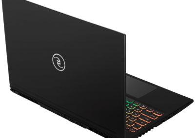 "EVOO Gaming Laptop EG-LP4-BK 15"" FHD 144Hz Display, THX Spatial Audio, Tuned by THX Display, 9th Gen Intel i7-9750H, Nvidia GTX 1650, 256GB SSD, 16GB Memory, Windows 10 Home, Black"