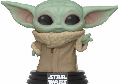 Funko Pop! Star Wars: The Mandalorian - The Child - Baby Yoda