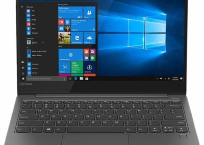 "Lenovo IdeaPad 730S Laptop, 13.3"" Screen, Intel Core i7, 16GB Memory, 512GB Solid State Drive, Windows 10 Home, 81JB0003US"