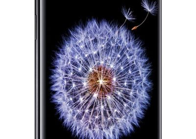 "Samsung Galaxy S9+ Black 6.2"" Unlocked 64GB Android Smartphone SMG965UZKAXAA"