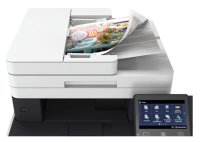 Canon Color imageCLASS MF743Cdw - All in One, Wireless, Mobile Ready, Duplex Laser Printer (Comes with 3 Year Limited Warranty), White, Mid Size