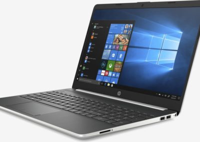 "15.6"" HP 15-ef0875ms Laptop with AMD Ryzen 7 3700U, Radeon RX Vega 10 Graphics, 12GB DDR4 Memory, 256GB SSD"