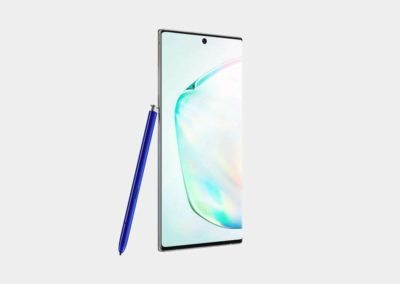 Samsung Galaxy Note10+ SM-N975U SM-N975UZKAXAA 256GB Smartphone (Unlocked, Aura Black)