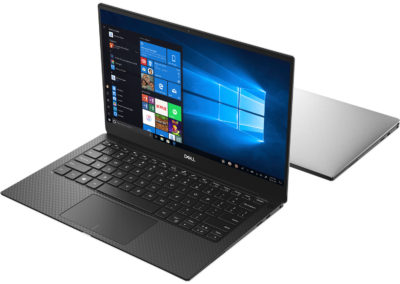 "Touchscreen IPS 13.3"" 4K Dell XPS 13 9380 Laptop with 8th Gen Intel Core i7-8565U, 16GB LPDDR3 Memory, 256GB NVMe SSD NBxn9380dhuqHAFF"