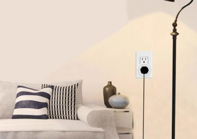 Smart Plug TanTan WiFi Mini Socket Smart Outlet, Work with Alexa and Google Home, No Hub Required, Remote Control your Devices, ETL and FCC Listed 4 Pack