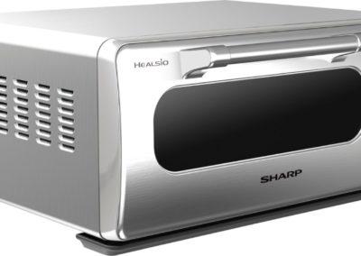 Sharp Healsio SuperSteam Steam Oven - Stainless Steel Model: SSC0586DS SKU: 6288006