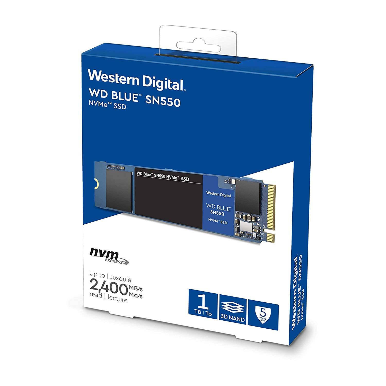 Stockage - SSD format M.2